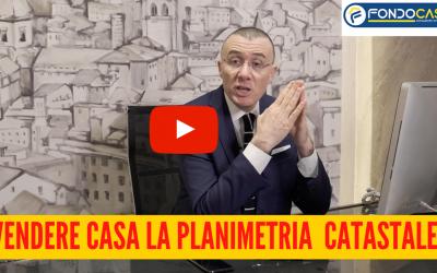 L'IMPORTANZA DELLA PLANIMETRIA CATASTALE PER VENDERE CASA